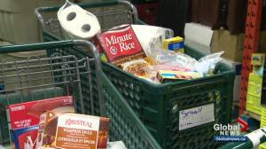 Fort McMurray food bank still in need after 2016 wildfire