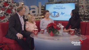 Month of Giving Back: Children's Hearing and Speech Centre of BC