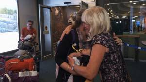 Japan adoption: An emotional reunion for grandmother at Vancouver airport