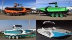 Boats worth $800,000 stolen from Alberta marine dealership