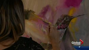 Daughters who lost Mom to leukemia inspired to create art project