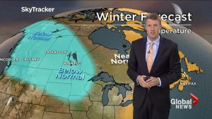 2017-18 Canada-wide Winter Forecast