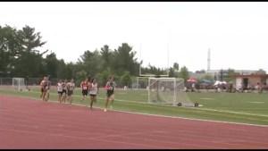 East Regional High School Track and Field in KIngston