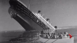 Honouring a Titanic anniversary
