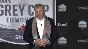 CFL commissioner Randy Ambrosie on domestic violence against women