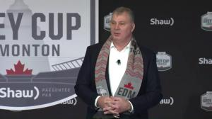 CFL commissioner Randy Ambrosie on the future of Grey Cup planning