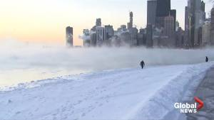 Polar vortex strikes U.S. Midwest, causing 'life-threatening' cold