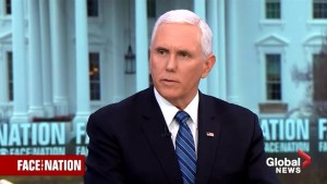 Pence addresses Trump's latest offer, government shutdown, family separation report