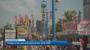 CNE 2019: The sights, sounds and favourite foods