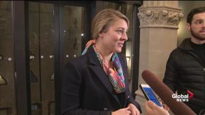 Mélanie Joly: This is the end of Quebec's interest in the NDP
