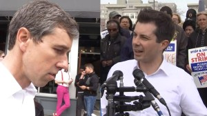 Buttigieg, Beto react to Mueller report