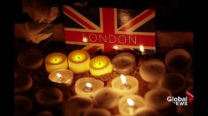 London terrorist named as British-born Khalid Masood