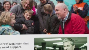 BC NDP under fire for campaign-style radio ad
