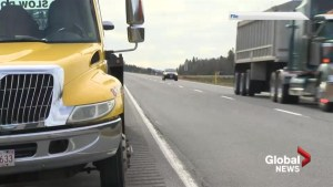 Towing industry meets with New Brunswick government on move-over law