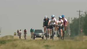 Edmonton charities ready for busy weekend of walks, runs and rides