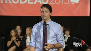 Trudeau backs May for debates, wants daughter to see women have chance to become PM