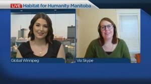 Habitat for Humanity Manitoba's Women Build event (04:26)