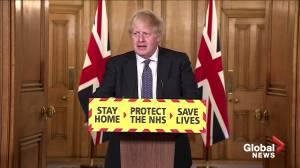 Coronavirus outbreak: U.K. had contingency plan for PM Boris Johnson's death