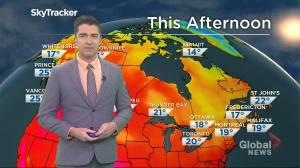 Saskatchewan weather outlook: July 30 (02:47)