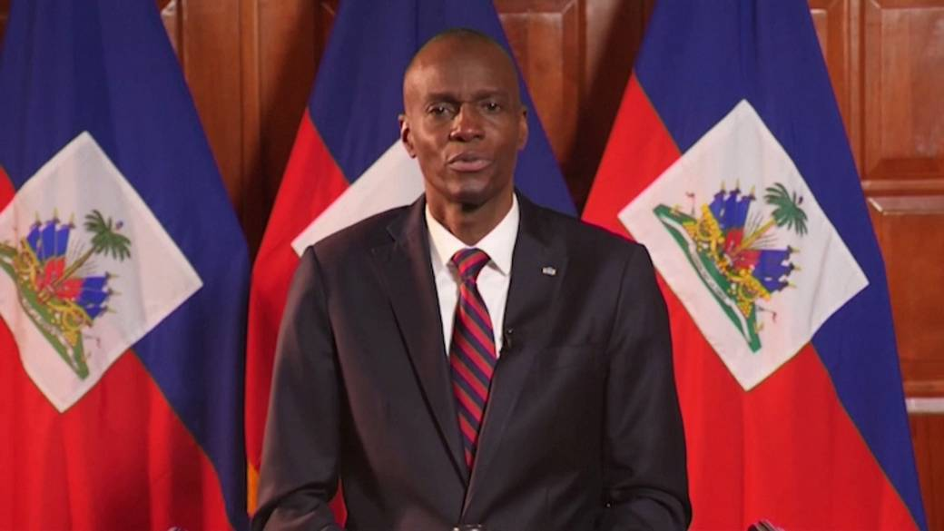 Click to play video: 'Haiti President Jovenel Moïse assassinated at home, official says'