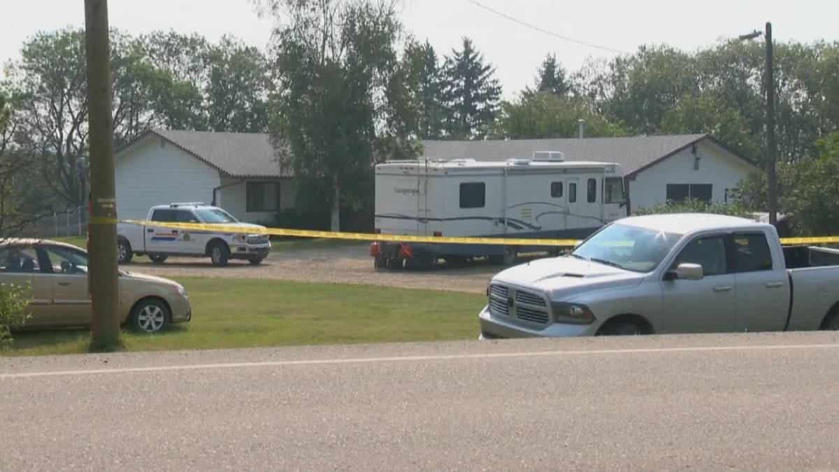 Click to play video: 'No charges laid in Red Deer County fatal shooting'