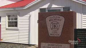 N.S. police watchdog clears RCMP officers in fire hall shooting (02:15)