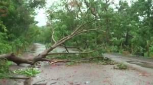 Cyclone Yaas bears down on India's east coast killing at least 2 (01:50)
