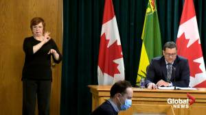 Saskatchewan moves into phase 2 of COVID-19 vaccination program: Health minister (02:30)