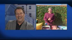Lifestyle expert Janette Ewen chats with Global News Morning
