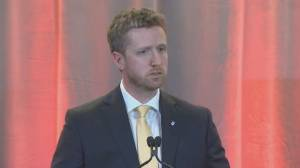 Iain Rankin chosen as new Nova Scotia Liberal Party Leader, next premier (02:04)