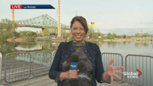 Global News Morning weather forecast: May 18, 2021 (01:23)