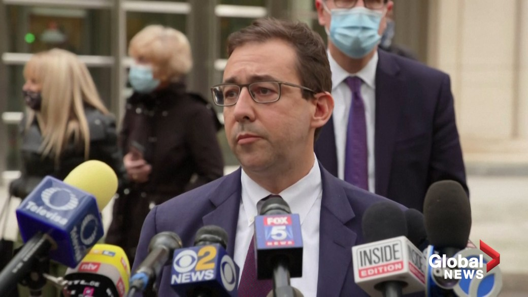 Click to play video: 'Prosecutor, supporters of Keith Raniere react after NXIVM leader sentenced to 120 years in prison'