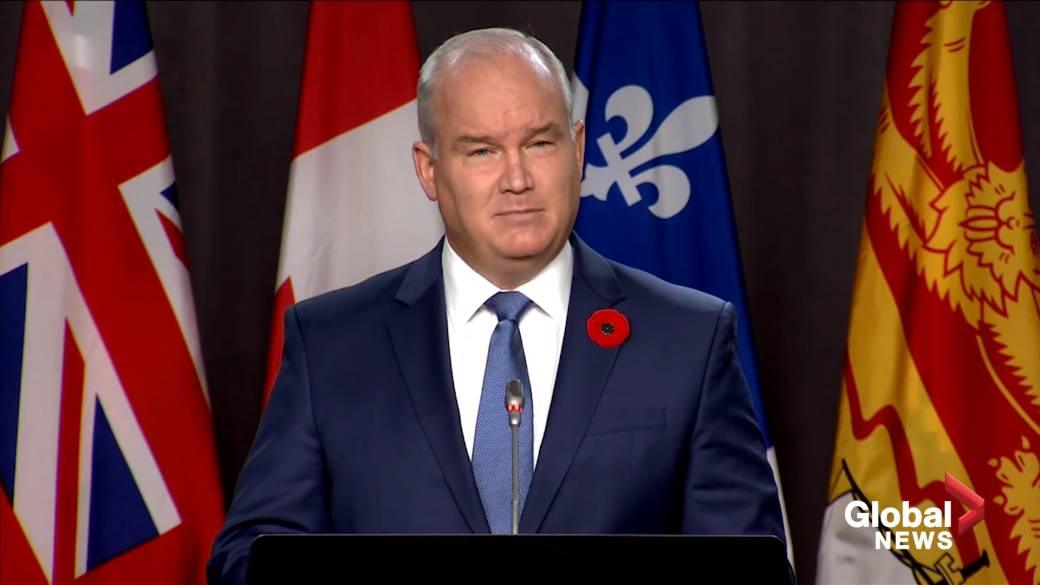 Click to play video 'Coronavirus: O'Toole calls on CRA to pause small business audits'