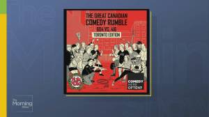 Is Canada's east or west coast funnier?