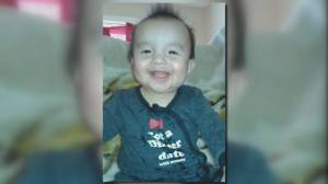 Trial continues for father of toddler left outside Edmonton church