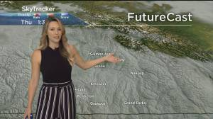 Kelowna Weather Forecast: September 30
