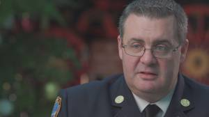 Toronto fire chief provides update on injured firefighters