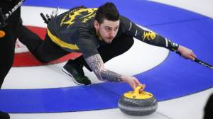 Curler Colin Hodgson talks about mental health in sport (03:46)