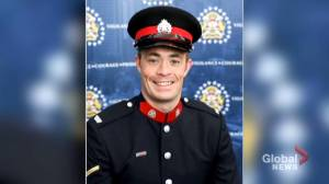 Youth court judge reserves decision on bail for teen accused in death of Calgary police officer (01:50)