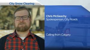 City of Calgary prepares for Oct. 8 snowstorm