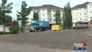 Residents allowed to return to evacuated Fort Saskatchewan condo building to grab belongings