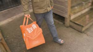 Skip the Dishes imposes 'B.C. Fee' on take-out food orders (00:32)