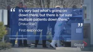 Recordings of first responders reveal frantic bid to help during shootings in Portapique, N.S.