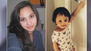 Accused pleads guilty to 2nd-degree murder of Calgary mother, pleads not guilty in toddler's death (00:42)