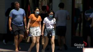 Montreal makes masks mandatory inside