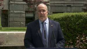 B.C. premier addresses history of racism in province