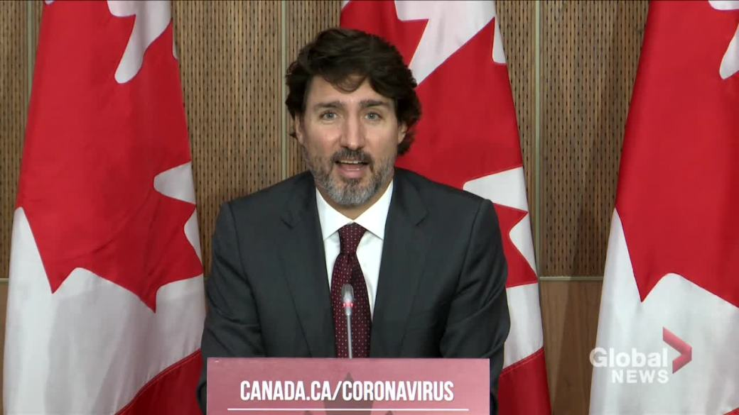 Click to play video 'Trudeau condemns China's diplomatic approach, says it shouldn't be viewed as a 'successful tactic''
