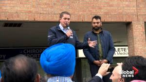 Federal Election 2019: Scheer says Canadians tired of Trudeau's scandals