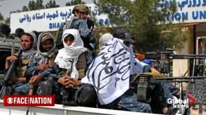 Afghanistan crisis: Taliban's claim on victory emboldens jihadist extremists, U.S. intelligence officials warn (01:04)