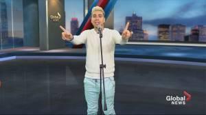 "J. Fernandez's new single ""One Night Ting"""